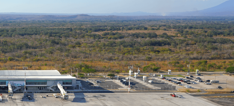Parking Guanacaste Airport